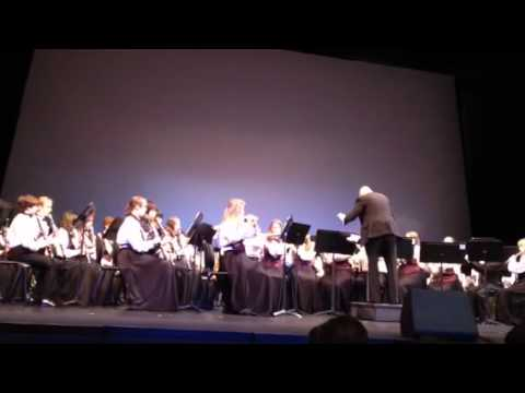 How to Train your Dragon - Fort Clarke Middle School Sympho