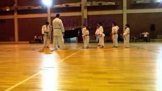 Exhibicion Dojo Ken Kon El calafate