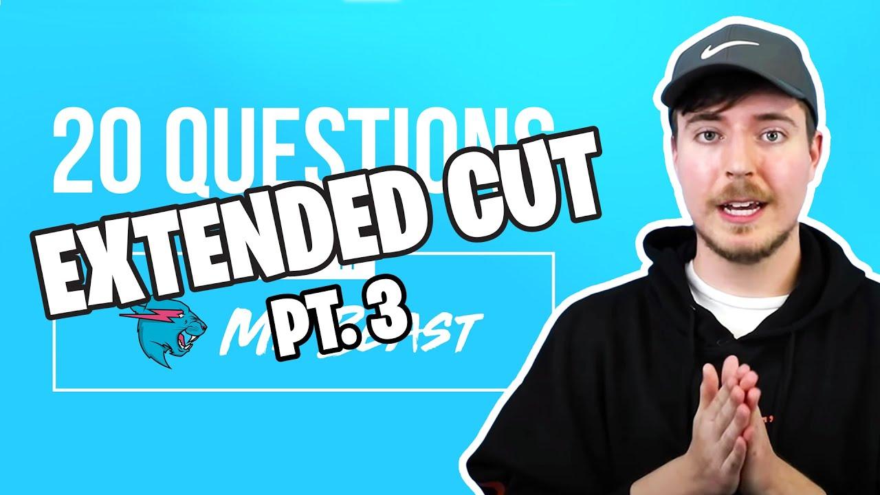 EXTENDED INTERVIEW: @MrBeast  x Honey 20 Questions   Part 3