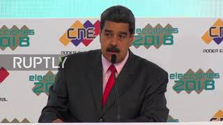 Venezuela: Maduro gives two top US diplomats 48hrs to leave
