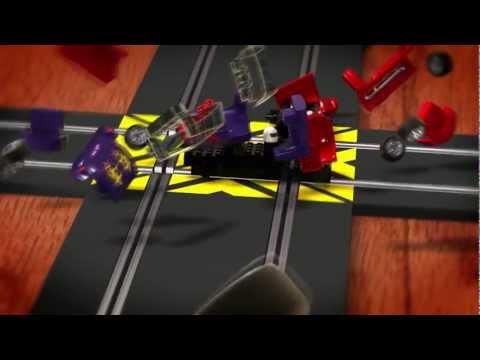 """C1301 Scalextric Demolition Derby """"QUICK BUILD"""""""