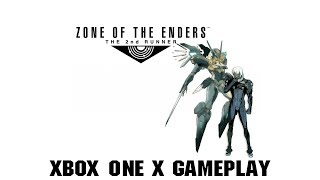 Zone of the Enders: The 2nd Runner - Xbox One X Backwards Compatible Gameplay [1080p/60FPS]