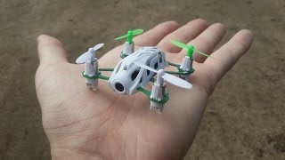 Самый Маленький Fpv Квадрокоптер В Мире ... Hubsan H111d Nano Q4 Fpv