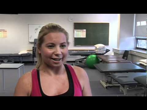 Bachelor of Physiotherapy - Australian University Student Profile