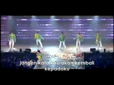 [Malay Sub] Super Junior T - Don't Go Away (No One Like Me)