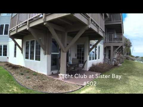Yacht Club at Sister Bay #502