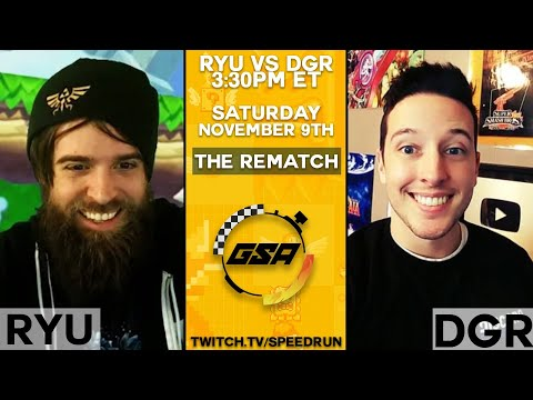 The REMATCH: Ryukahr Vs DGR | Super Mario Maker 2 Pre Finals Showcase Match