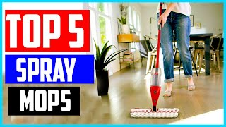 Top 5 Best Spray Mops in 2020 Reviews  Buyer's Guide