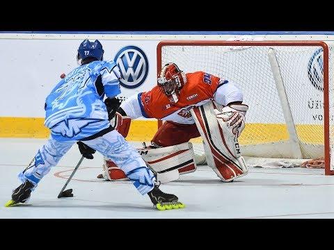 Czech Republic vs. Finland - 2017 IIHF Inline Hockey World Championship