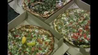 Indian Pizza In America