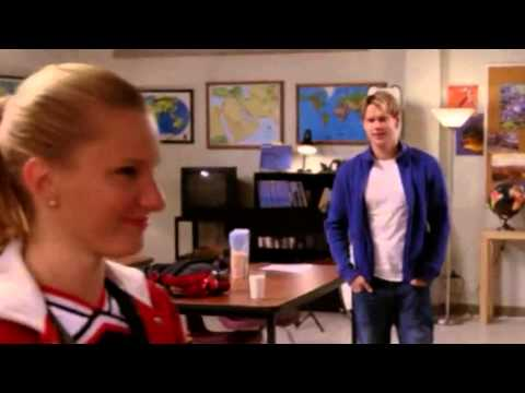 GLEE  Somethin Stupid Full Performance  Music  HD