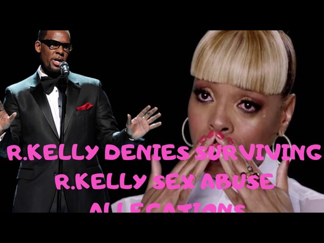 Singer #RKelly #Arrested  on 10 Counts of Sexual Misconduct