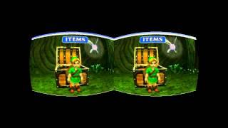 Repeat youtube video Oculus Rift - Legend of Zelda: Ocarina of Time 3D