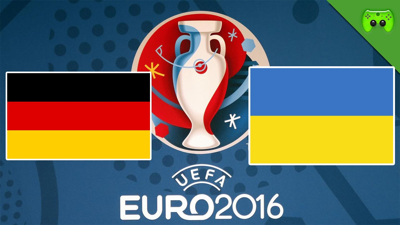 Ukraine Vs Deutschland