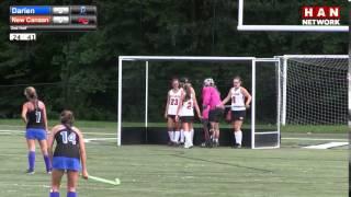 HAN: New Canaan vs. Darien field hockey
