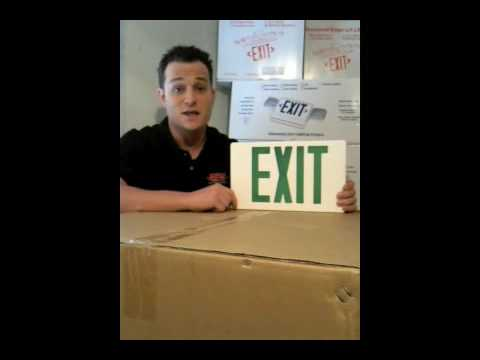 "the-""thermoplastic""-led-exit-sign"
