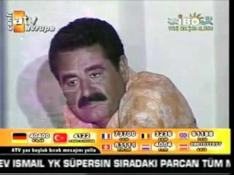 Ibrahim tatlises (Yalnizim dostlarim) + Lyrics in the discreption