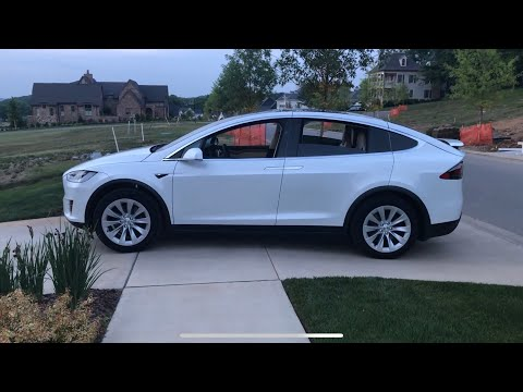 Ultimate Petrol Head Reviews the 2019 Tesla Model X 100D - Then Buys One!