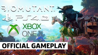 7 Minutes of Biomutant Official Gameplay (PlayStation 4 Pro & Xbox One X)