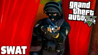 GTA 5 SWAT MOD - ZUGRIFF im STRIPCLUB! - Deutsch - Grand Theft Auto V Polizei