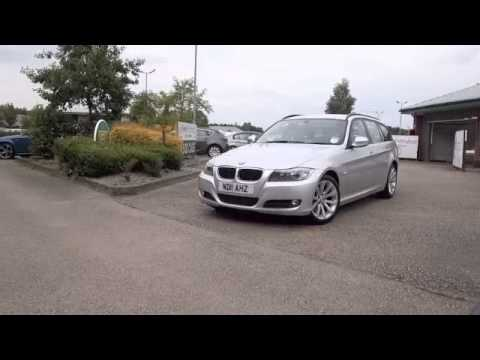 BMW 3 SERIES TOURING 2011 318I SE 5DR  ND11AHZ  YouTube
