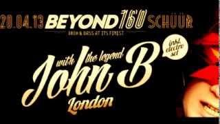 John B Podcast 100 DnB Set (FULL SET)
