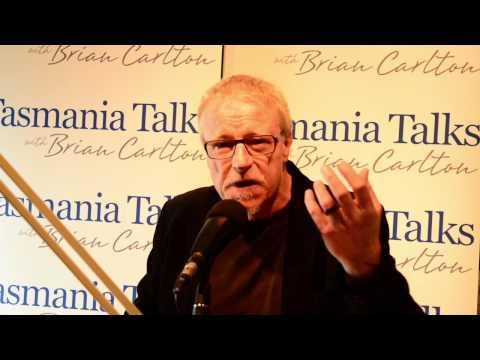 Introducing Brian Carlton - Tasmania Talks
