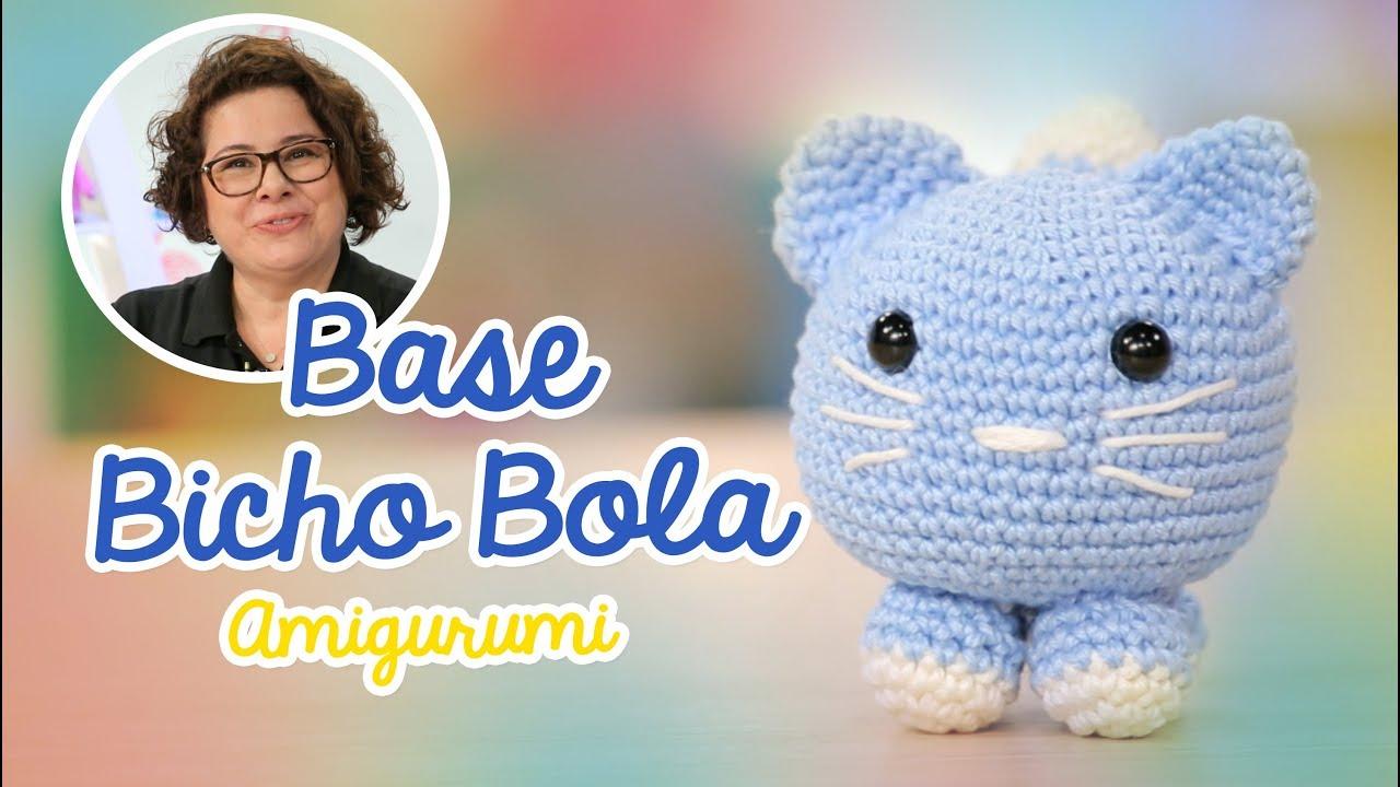 Como fazer polvo de crochê para bebê - Amigurumi Polvinho do amor | 720x1280