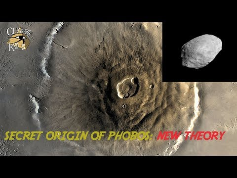 """""""SOMETHING"""" HAPPENED to Create Martian Phobos. Was it this? (Volcanic ejection?)"""