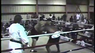 Jonathan Wiezork vs. JJ Wilson MMA Fight in Valdosta, GA