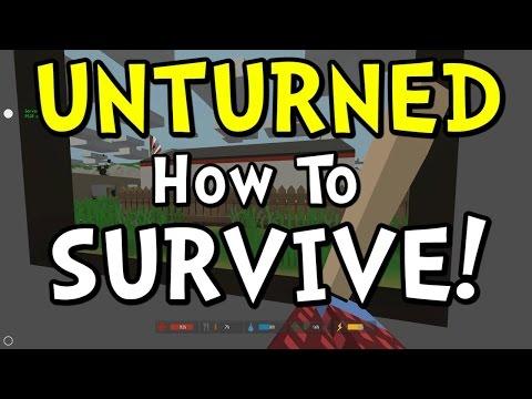 UNTURNED Survival Guide / Getting Started