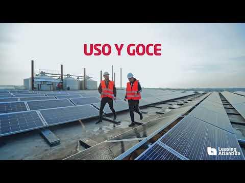 Leasing Financiero ¿Cómo hacer Leasing Solar?