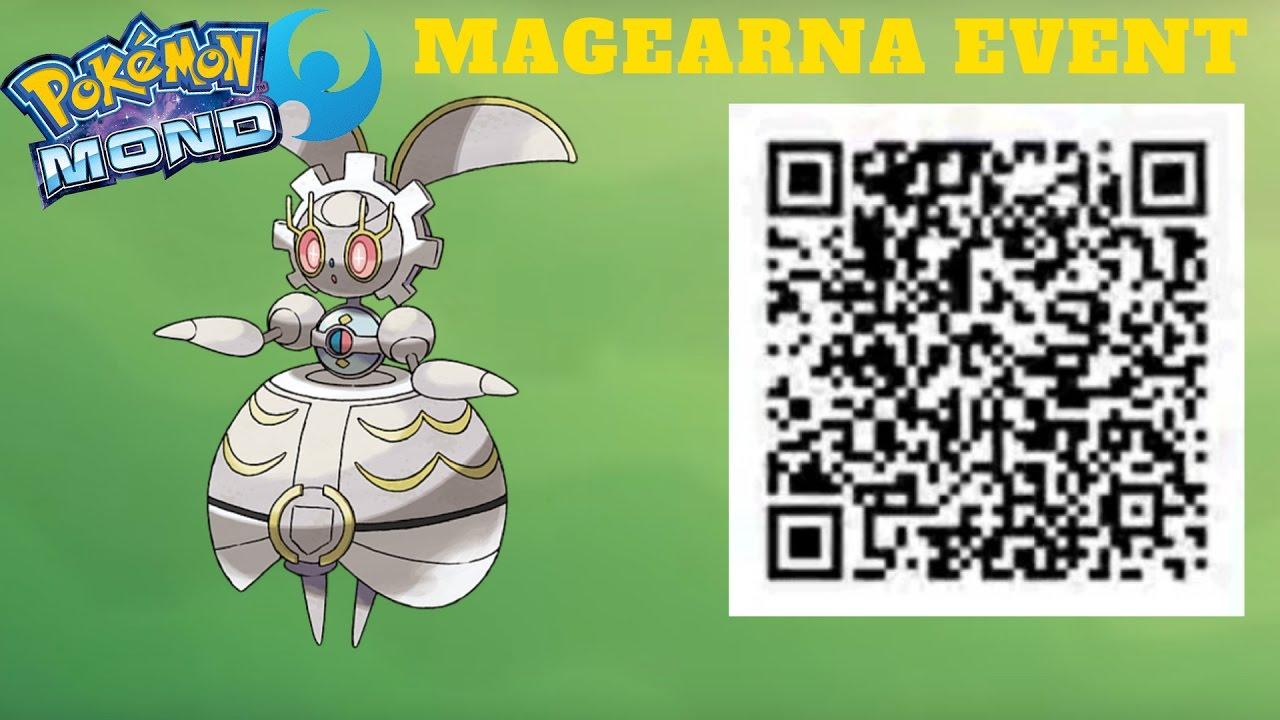 Magearna Event Pokemon Sonne Und Mond German Youtube