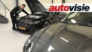 Sjoerds Weetjes #62: de verschillen tussen de Aston Martin V8 Vantage en de V12 Vantage