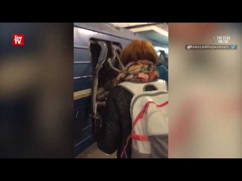 10 dead in St Petersburg metro blasts