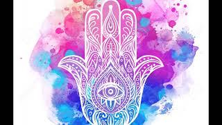 Hamsa Spiritual Symbol -  Divinelight