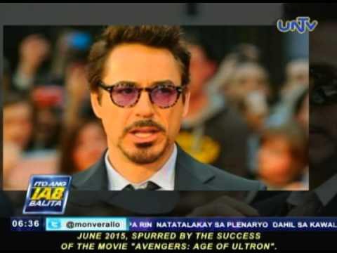Robert Downey Jr., top earning actor ng Forbes