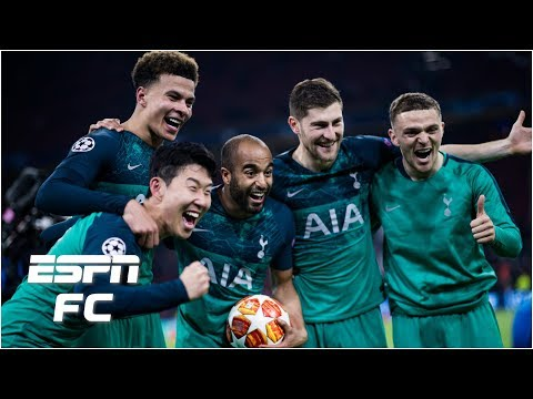 Ajax vs. Tottenham post-match analysis: Lucas Moura and Spurs do the unthinkable | Champions League