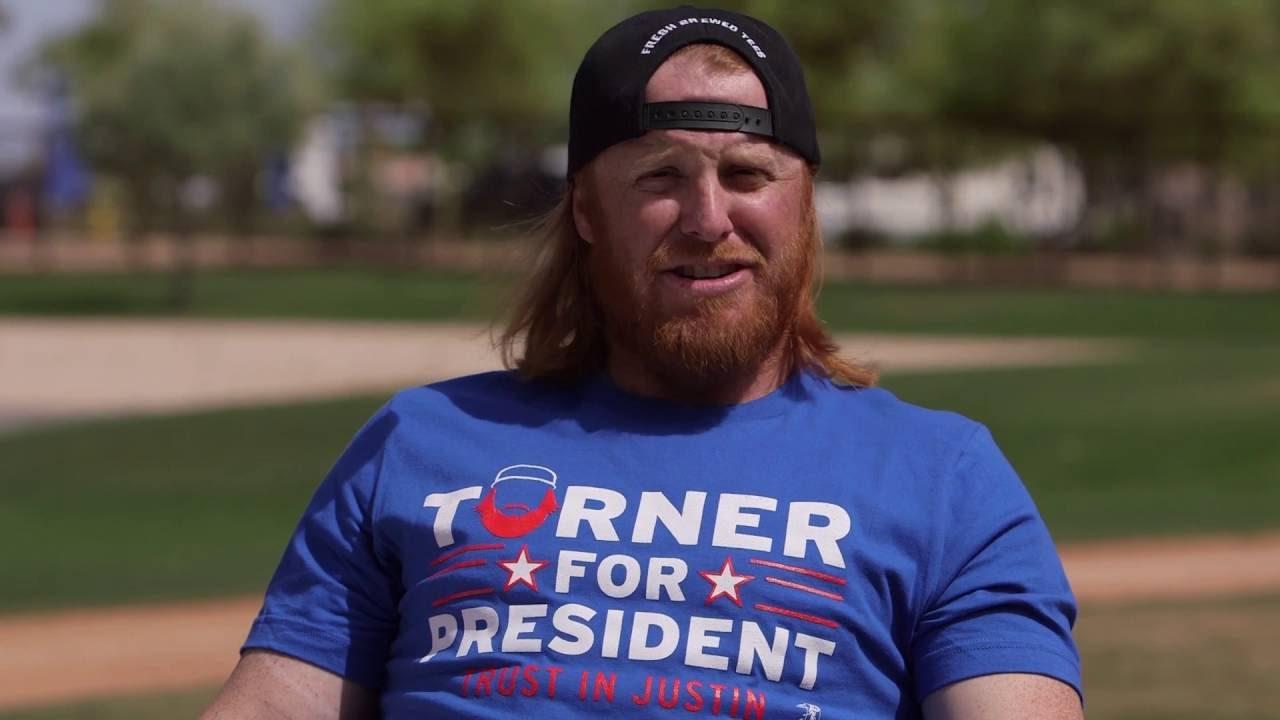 Justin Turner For President - YouTube