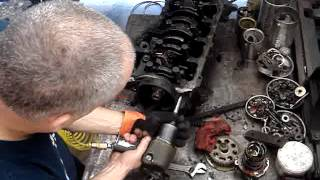 Форд Ренджер двигун 2,5 л перебудувати частина 2