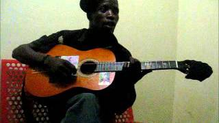 Botswana Music Guitar - KB - Happy New 2016 Year.