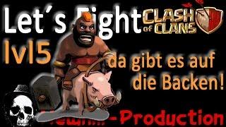 Clash of Clans ... - Schweinis lvl 5