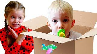 Лера и истории про малышей