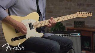 American Performer Telecaster | American Performer Series | Fender