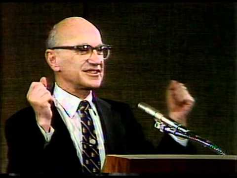 Milton Friedman - Energy Policy