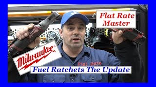Milwaukee Fuel Ratchets The Update