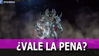 [Marvel Future Fight] Dyscordia Review | ¿Vale la Pena Realmente?