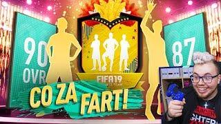 GRA BEZ FARTA G... WARTA!  3 WALKOUTY Z JEDNEGO SBC! | FIFA 19