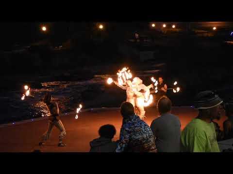 8/19/18 Denver Confluence Park Denver Drum and Dance and Fire Performers
