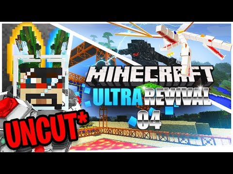 Minecraft: Ultra Modded Revival Uncut Ep. 4